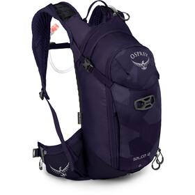 Osprey Salida 12 Rugzak Dames, violet pedals